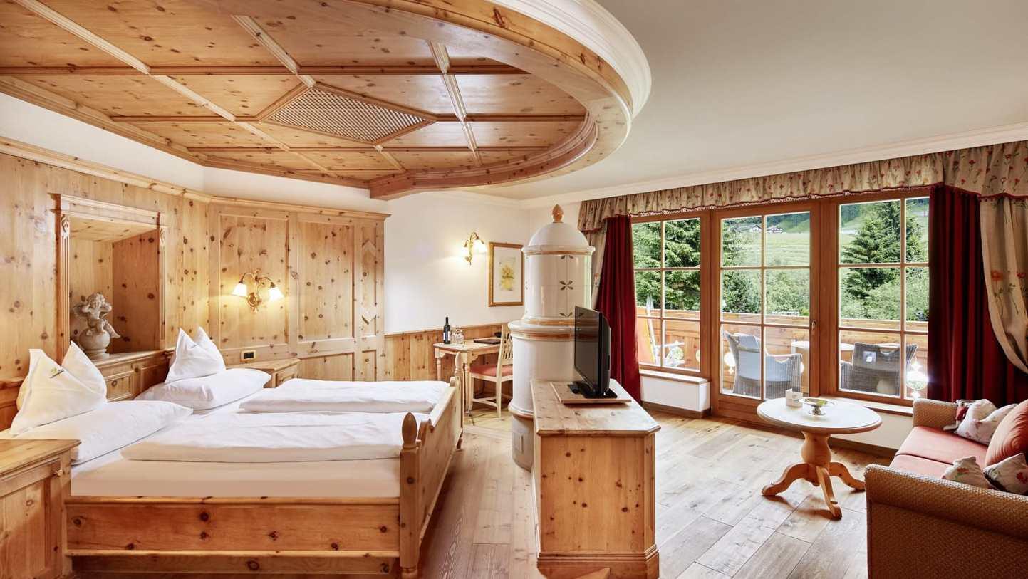 Camere Amp Suite Hotel Quelle Nature Spa Resort Valle Di